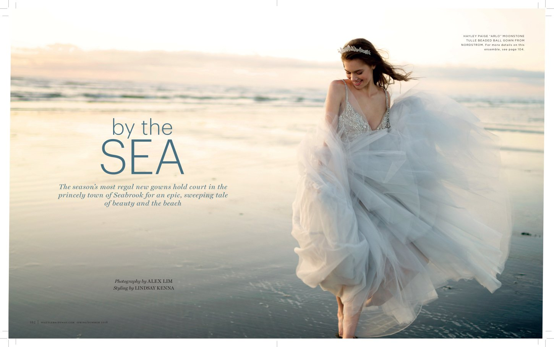 Bridal Beauty Agency Seattle Wedding